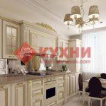 Кухня классическая Алчевск под заказ